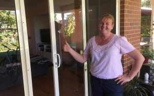 Ellenbrook sliding door