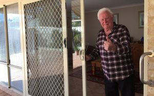 South Perth sliding door repair